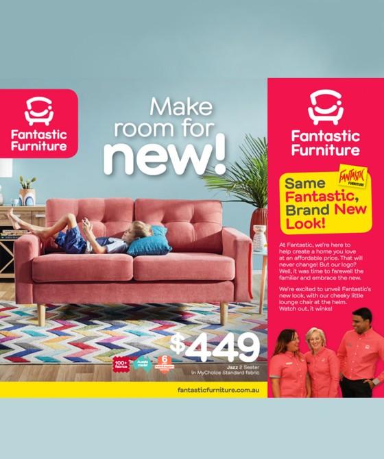 Fantastic Furniture catalogue: sales and coupons